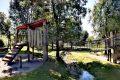 Römerspielplatz Wolframs-Eschenbach, Fränkisches Seenland mit Kindern erleben, Familienausflug in Franken, Ritter in Mittelfranken, Stadttrip nach Wolfgangs-Eschenbach